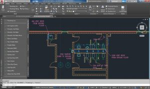 AutoCAD 2017 Screenshot