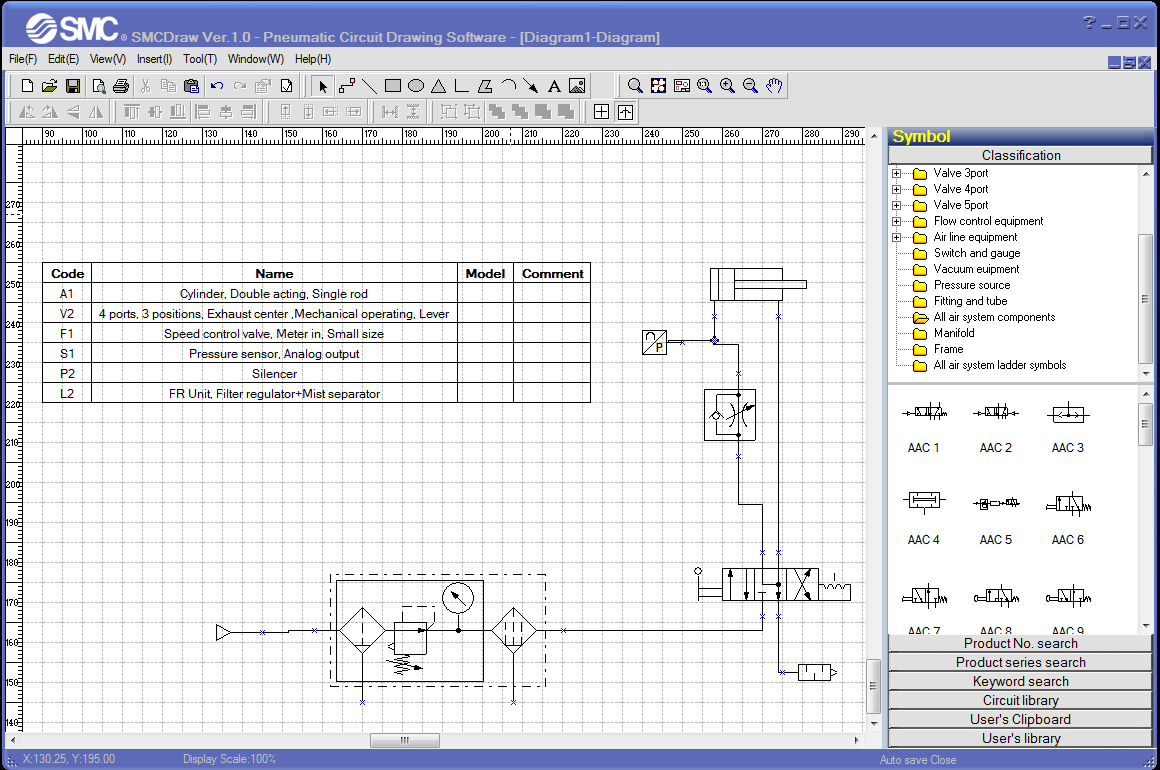 Free Fluid Power Schematic Design Software Fluidpower Pro