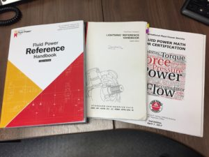 Reference books for hydraulics